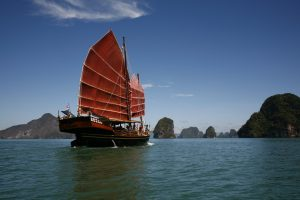 June Bahtra Phang Nga bay tours