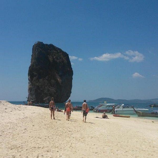 Krabi 4 Islands tour