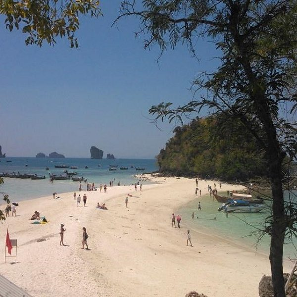 Krabi 4 Islands tour