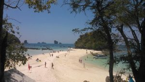 Krabi 4 Islands day trip