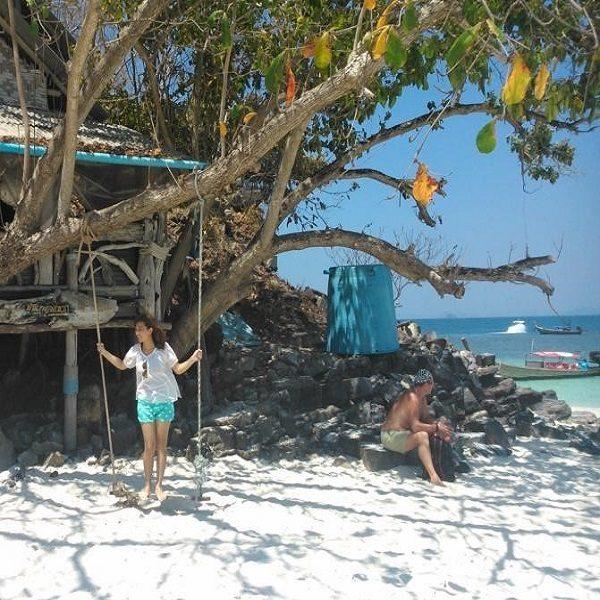 Krabi 4 Islands day trip