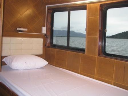 Pansa Queen cabins