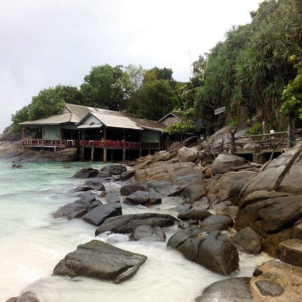 Racha Yai restaurant