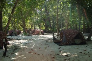 Campsite Similan Islands
