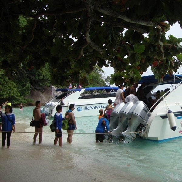Similan Islands snorkeling day trip Snorkeling Thailand