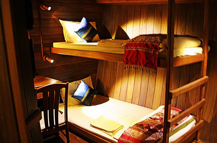 Diva Andaman twin cabin