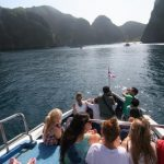 Jet Cruiser approaching Maya Bay