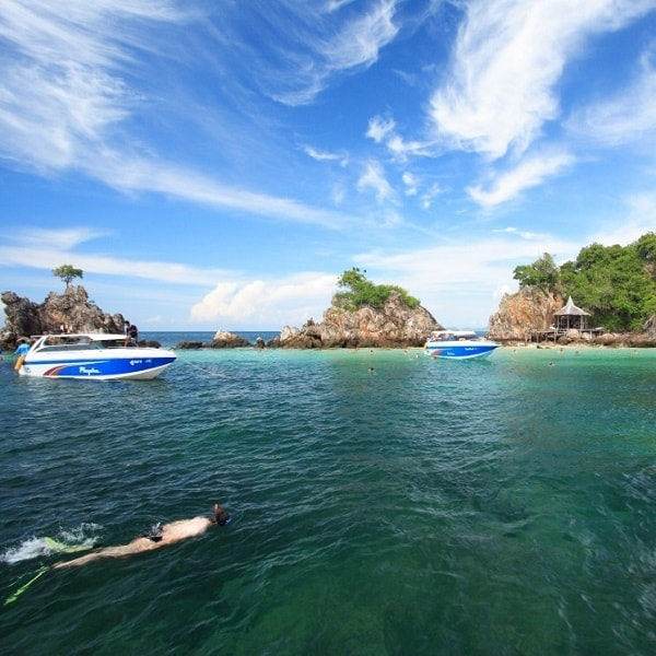 Khai islands snorkeling