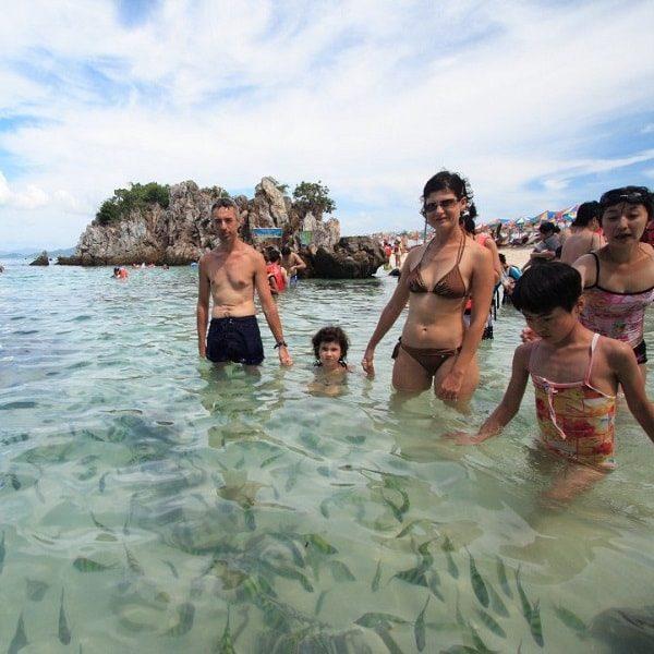 Koh Khai beach