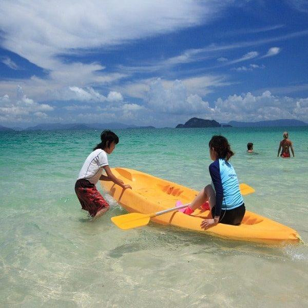 Koh Yao kayak