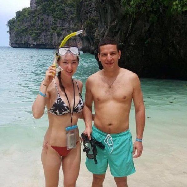 Krabi snorkellers