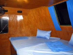 Sawan master cabin