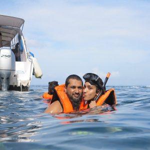 Phi Phi snorkelers