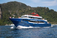 Phi Phi to Phuket ferry