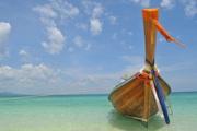 phi phi long tail boat