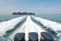 phi phi speedboat