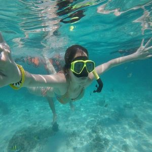 Racha Yai underwater