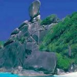 similan sail rock