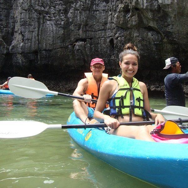 Angthong Marine Park Kayaking day trip