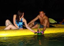 John Grey Sea Canoe Loi Kratong