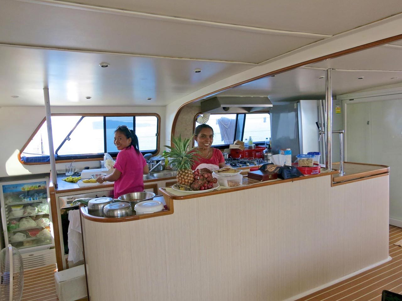 Cataleya galley