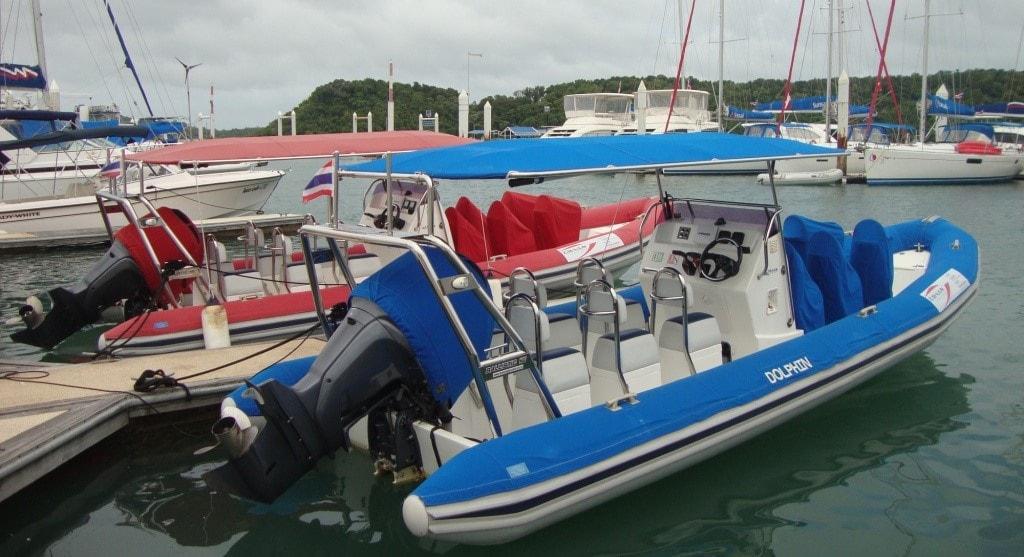 RIB charter Phuket