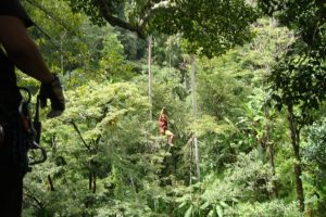 Flying Hanuman Phuket Zipline