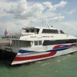 Phuket to Samui ferry