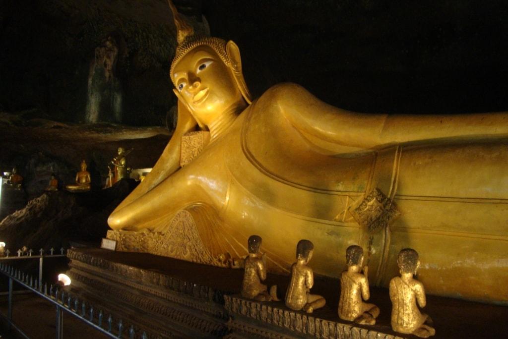 Reclining Buddha Phang Nga