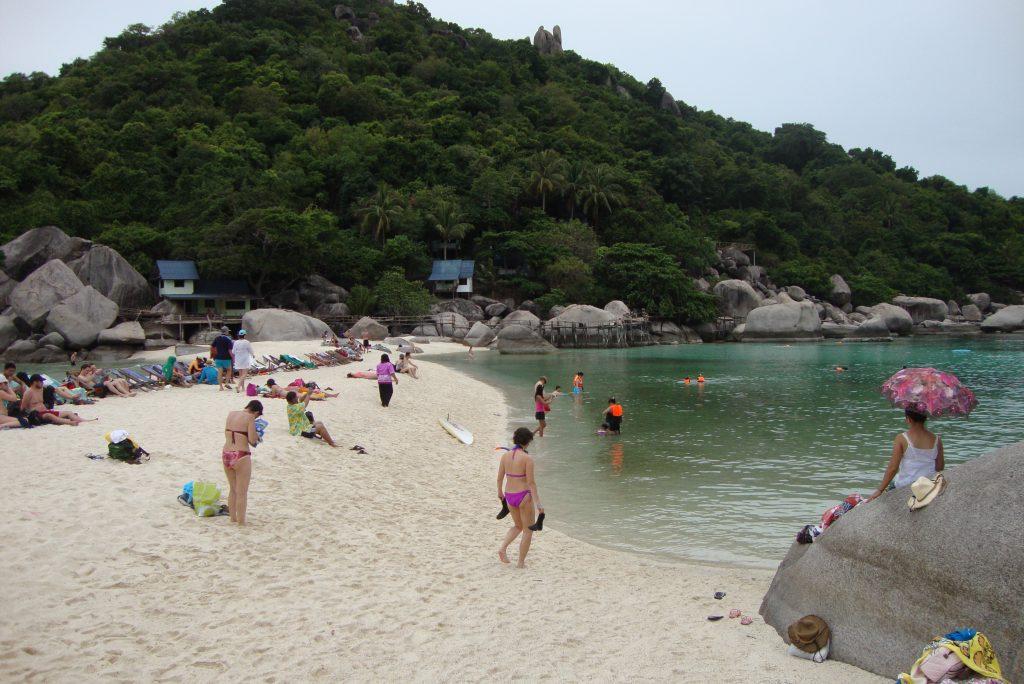 Koh Nang Yuan snorkeling