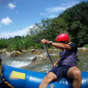 White Water rafting Phang Nga bay