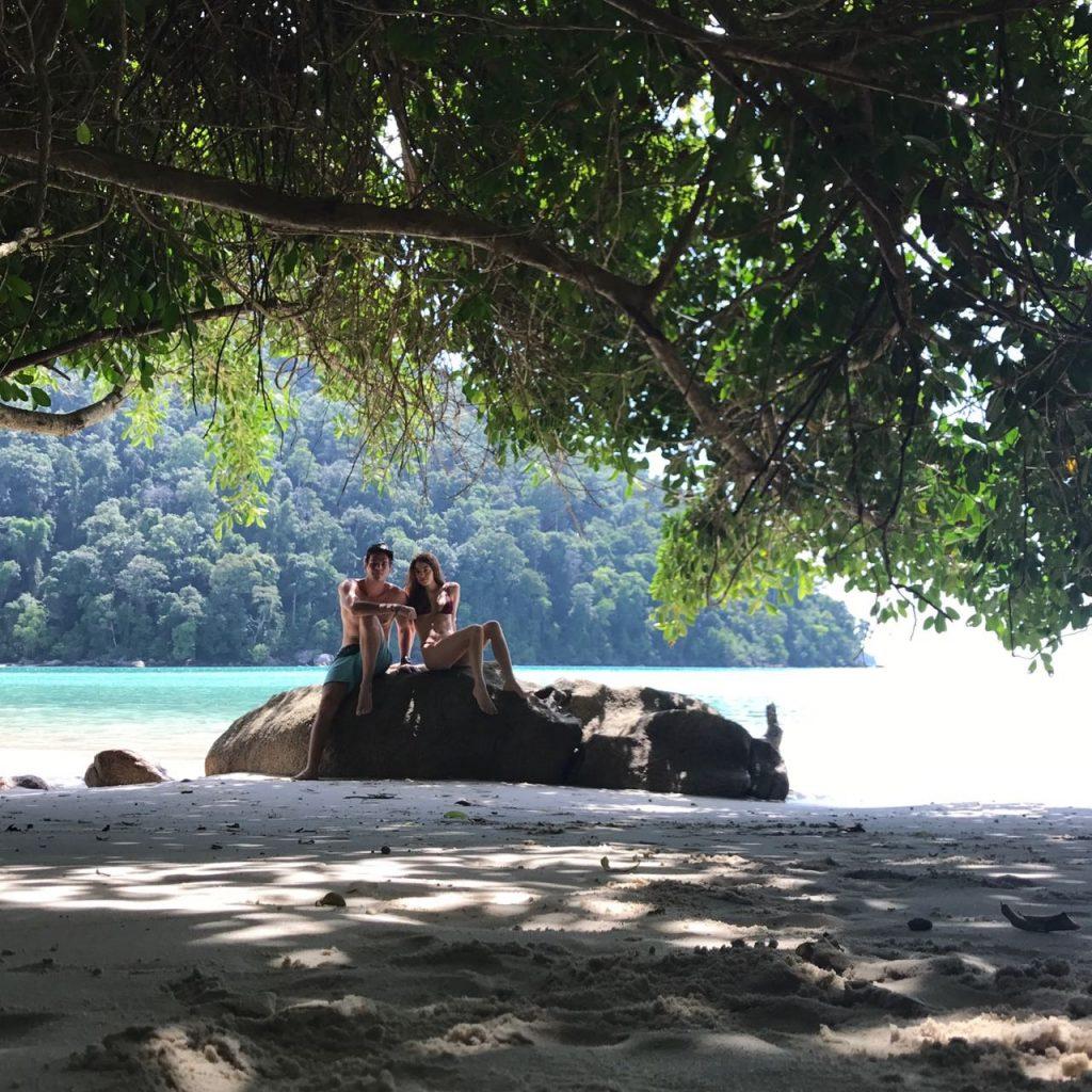 Beautiful Surin Islands