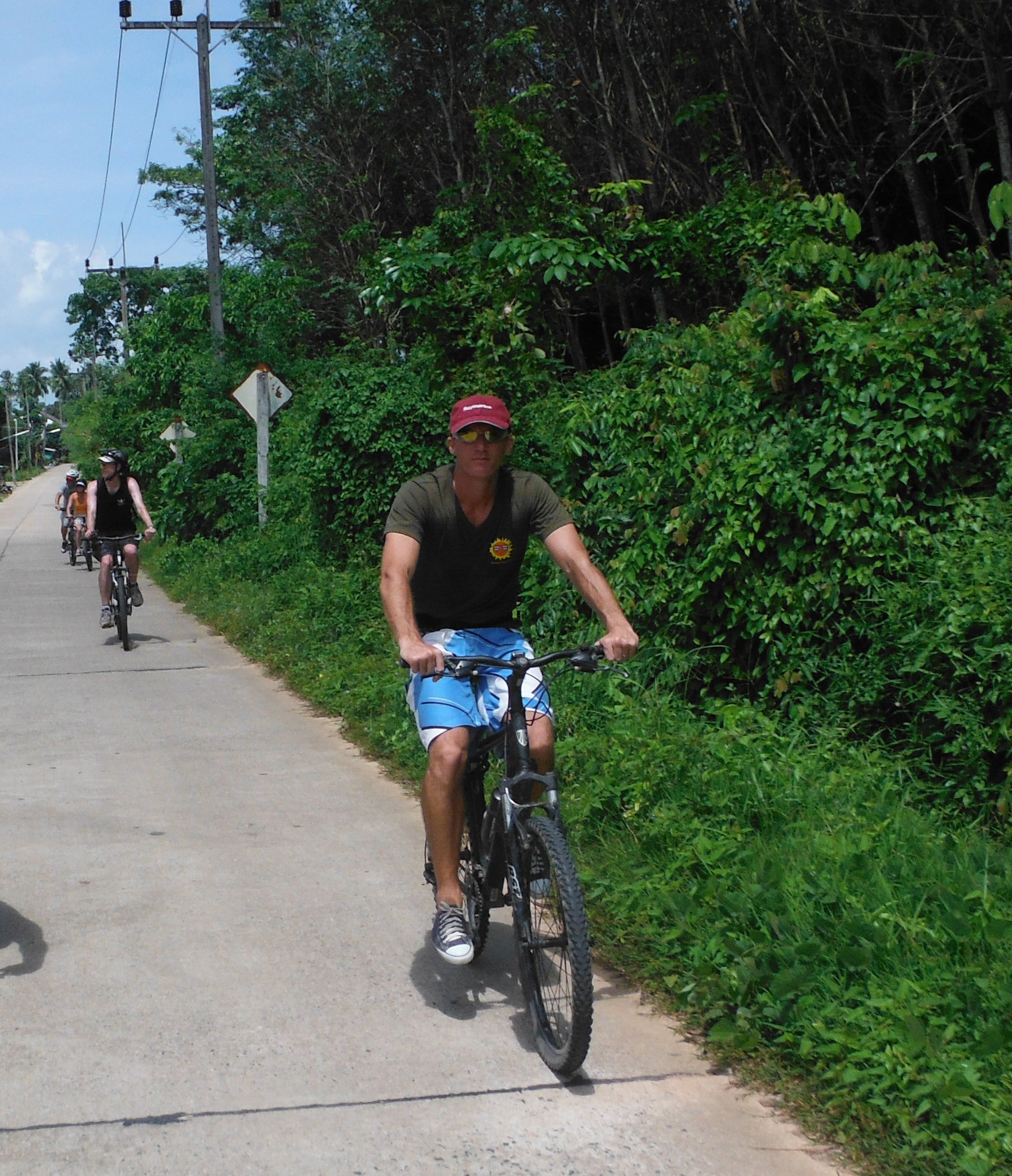 Phuket mtb tour