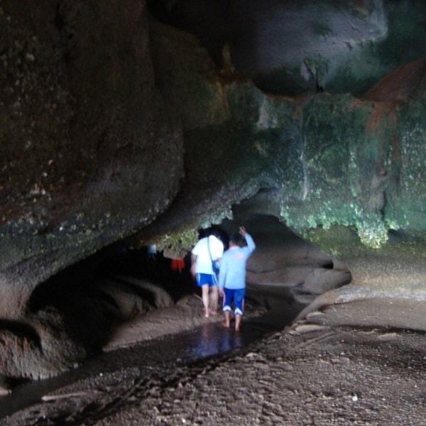 Phang Nga Bay cave