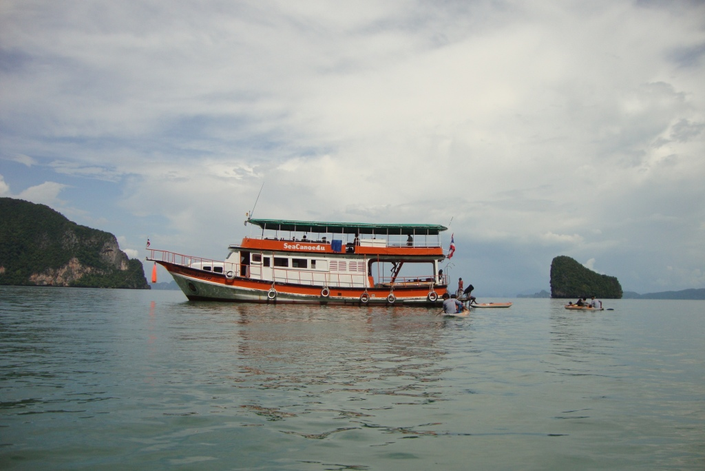 Sea Canoe 4U boat