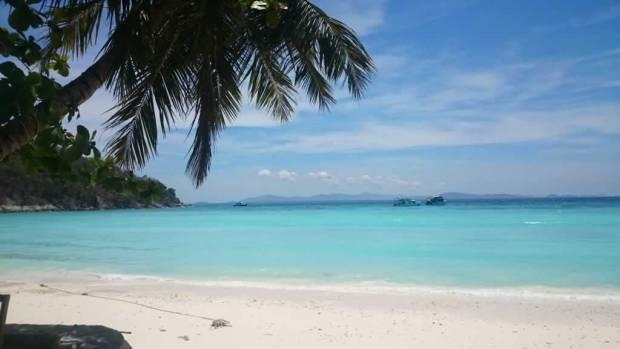 Siam bay