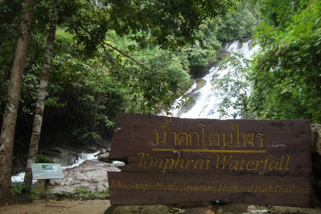 Tonprai-waterfall