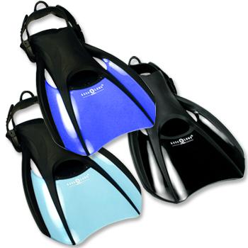 snorkeling fins