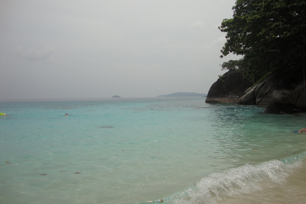 Beach reef