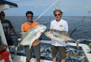 Phuket fishing day trip