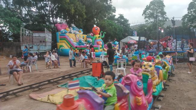 Kathu walking street cultural festival