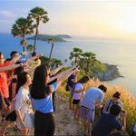Phuket Promthep cape