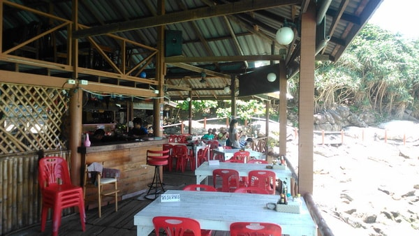 Raya seafood restaurant
