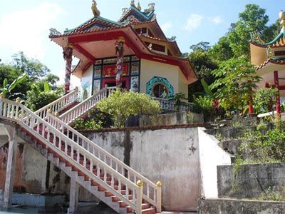 Chinese Temple Koh Phangan