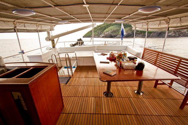 Giamani upper deck