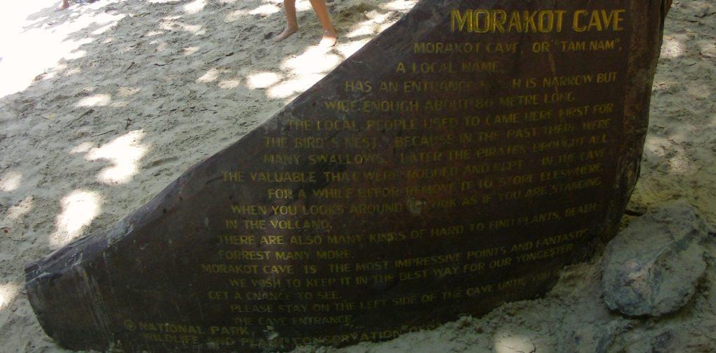 Morakot cave