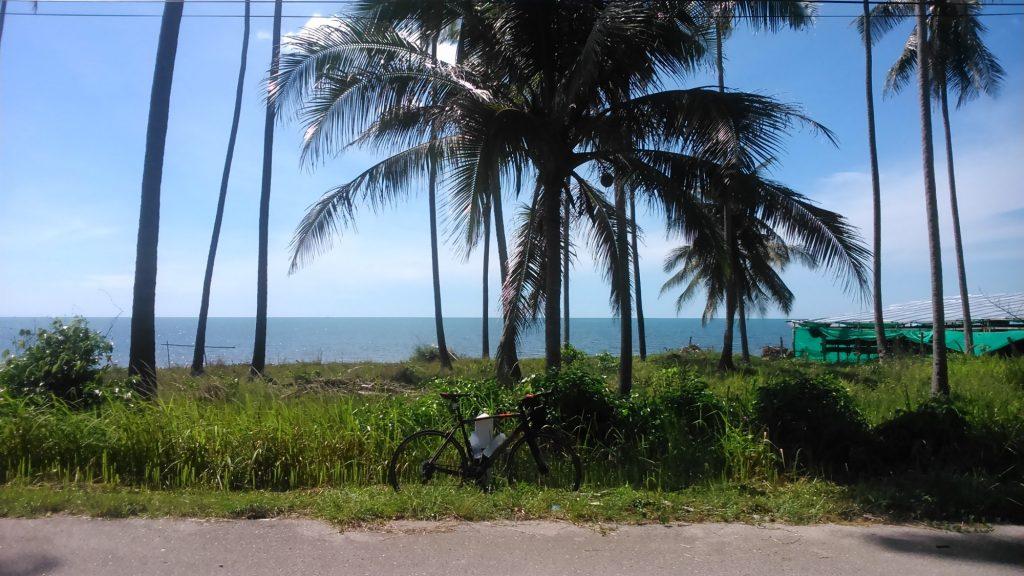 Bicycle tour diary