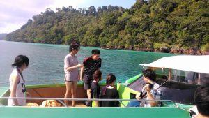 Koh Lanta speedboat