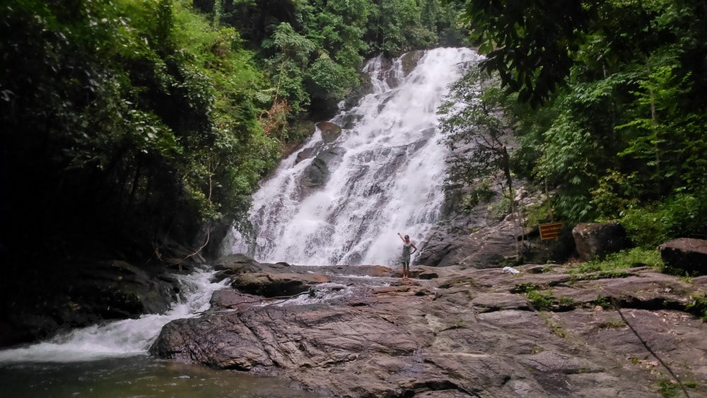 Phang Nga waterfall