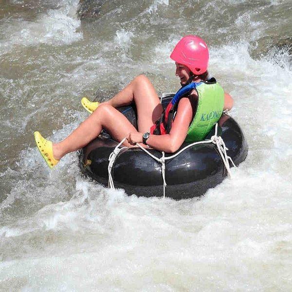 Kapong Safari tubing